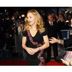 Мадона на кинопремиера в Лондон