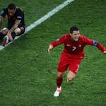 Евро 2012: Кристиано Роналдо - играч на мача