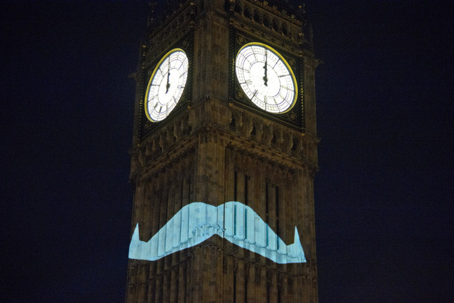 big ben s mustak v chest na movember