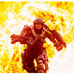 Том Круз в Edge of Tomorrow