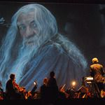 Гандалф и Lord of the Rings in Concert