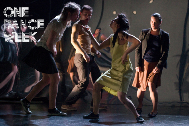 Spektakalat razoblichiteli idva na one dance week 2015