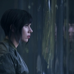 Скарлет Йохансон в игрална версия на Ghost in the Shell