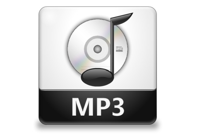 Audio formatat mp3