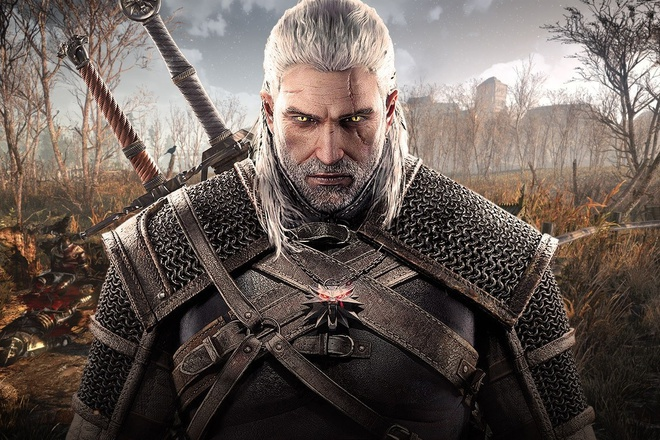 Geralt ot riviya vav video igrite the witcher