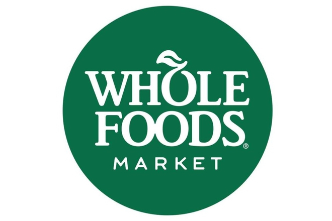 Firmeniyat znak na whole foods market