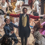 Хю Джакман в The Greatest Showman