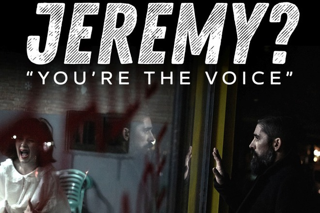 You re the voice v kavara na jeremy
