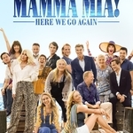Mamma Mia! Here We Go Again (2018) - плакат