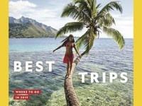 Best Trips броят на National Geographic Traveler за 2019 г.